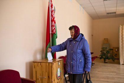 Parlamentswahl Belarus 2016